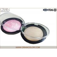 China Skin Whitening Face Makeup Blusher With Flower Color None Brightness wholesale