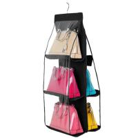 China Breathable Reusable Non Woven Storage Bag Hanging Wardrobe Storage Bags on sale