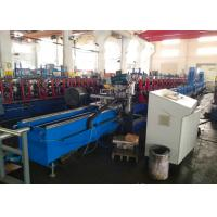 China High Speed 30-40m/min Solar Strut Channel Roll Forming Machine For Customized Dimensions wholesale