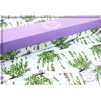 China Custom Non Skid Baby Lavendar Scented Drawer Liners For Office / Home wholesale