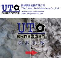 China automatic textile shredder - fiber recycling, woven fiber, cloth shredder, cotton shredder / crusher for waste recycling wholesale