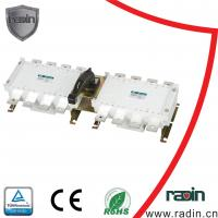 China Changover Manual Power Transfer Switch Load Isolator MTS 2000 - 3150A 50Hz wholesale