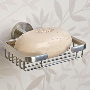 China soap basket made of Aluminum item No. A1001A-8 wholesale