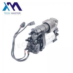 China Audi Q7 Touareg Air Suspension Pump , Air Spring Compressor 7P0698007A wholesale