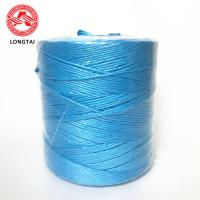 China 1 - 5 mm Fibrillated Polypropylene Twisted Twine Rope For Agriculture wholesale