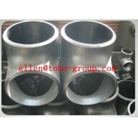 China composite carbon and stainless steel Elbow tee fittings wholesale