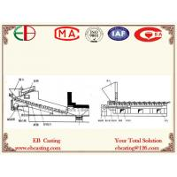 China Sketch Maps for Horizontal Type & Inclining Type Grate Bars for Combustion Furnaces EB3265 wholesale