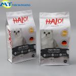 China Aluminium Foil Resealable Food Pouches , Beautiful Pattern Dog Food Bag wholesale