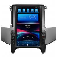 China 13.0 Inch FORD DVD Navigation System Everest 2016 Android 9.0 Tesla Touchscreen Multimedia Player wholesale