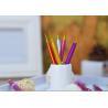Buy cheap SGS Certificatio Lip Liner Brushes Metal Handle Material 7 CM Total Length from wholesalers
