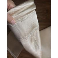China High Temperature Filter Bag 1000 Degree High Silica Fabric Bag wholesale