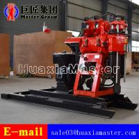 China HZ-130YY Portable hydraulic well drilling machine bore well drilling machine has high oil pressure and more efficiency wholesale