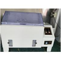 China PLC Touch Screen Laboratory Salt Spray Test Chamber PID Programmable Controller on sale