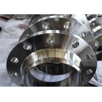 China Precision Inconel 625 Nickel Alloy Flanges SO BL SW TH LJ WN Flange 1/2-48 Size wholesale