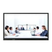 Floor Standing Interactive Multi Touch Display , Touch Screen Interactive Whiteboard