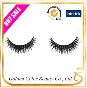 China Marlliss brand real producer Real mink fur makeup eyelash pack box wholesale