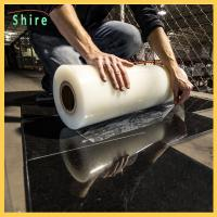 China Removable Floor Protection Tape , Countertop Protection Film No Pollution wholesale