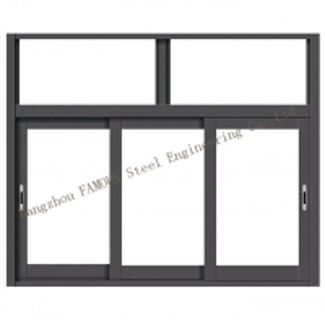 China 6.38 mm Light Grey Laminated PVB Sound Insulation Glass Aluminum Windows wholesale