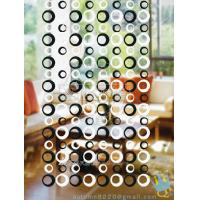 China CU66 Crystal Modern Wholesale Fabric Curtain wholesale