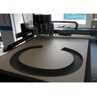 China 50mm Thickness Sample Computerized Cutting Machine for Xanita Board on sale