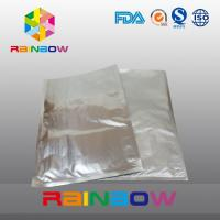China Mylar Foil Sealer Food Vacuum Seal Bags Silver Aluminum Storage Package Pouch wholesale