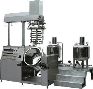 China Vacuum Emulsifying Machine (ZRJ-300L) wholesale