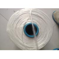 China Polyester Fiber Material Concrete Strengthening Fibers Monofilament Form 5-100mm wholesale