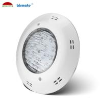 China RGB Color 18X3W 1200LM Surface Mount LED Pool Light,high power led color changing pool light wholesale