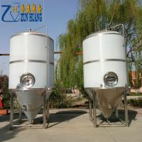 China 50HL / 10HL Craft Commercial Beer Brewing Equipment For Brewery Pub Custom Power wholesale