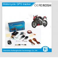 China With Real time tracking system motorcycle GPS tracker remote control alarm/disalarm wholesale