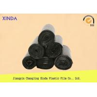 China Trash can liner garbage plastic point breaking bags clear 64cmx85cm 20mic wholesale