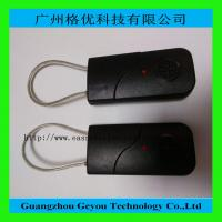 China EAS alarm tags Security Tags bag tags self alarm High sensitive Anti-theft loop alarm tag wholesale