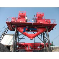 China SICOMA Automatic Concrete Mixer , Multi Functional Industrial Cement Mixer wholesale