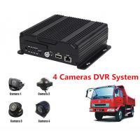 China 1280 x 720 P Linux OS AHD 3G SD Card Mobile DVR for Bus Truck Surveillance wholesale