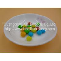 China Fermenting Cacao Mini Chocolate Beans Personalized Candies With Available Color wholesale