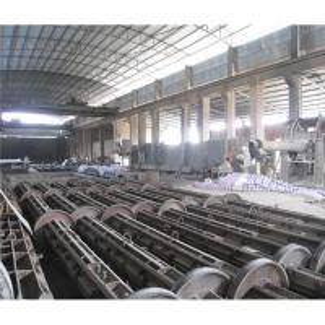 China Pre-stressed Concrete Spun Pole Production Line wholesale