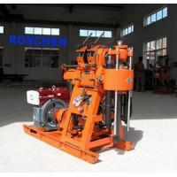 China Drilling Rig Machine Used Hollow Stem Auger For Soil Sampling And Ground Water Monitoring wholesale