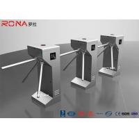 China 304 Stainless Steel Tripod Turnstile Gate Access Control System 30 Pearsons / Min wholesale