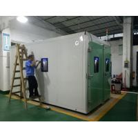 China Laboratory environmental walk in test room accelerated aging climate chamber price wholesale