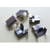 China 13mm SS304 Stainless Steel Wing Seals Use With 1 2 Steel Strapping Anticorrosive wholesale