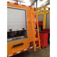 Quality Fire Fighting Truck Parts Special Vehicles Accessories Aluminum Extension Ladder for sale