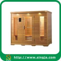 China Healthy Wooden Far Infrared Sauna House(ISR-12) wholesale
