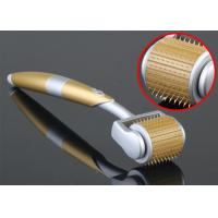 Quality 192 needles anti-aging zgts titanium derma roller for hair loss treatment for sale