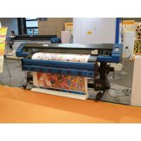 China 3.1M Roll to Roll UV Printer with Epson DX7 head for print in leather material wholesale