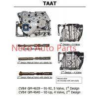 Quality Auto transmission TAAT sdenoid valve body good quality used original parts for sale