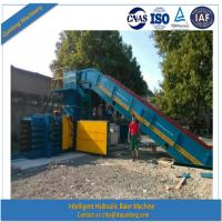 China Hydraulic press baler for waste paper wholesale