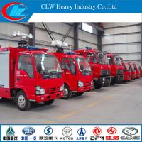China Isuzu Water Tanker Pto Fire Truck (CLW1050) on sale