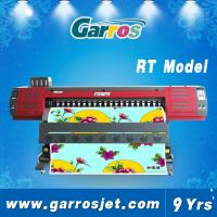 China Best Stable 1.8m 3.2m DX5 Eco Solvent Printer Garros RT Model on sale