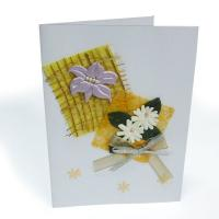 China Customizable Luxurious Greeting / business in Full Color Laminated Card Printing services on sale