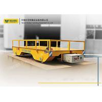 China Battery Powered Transfer Cart for Dies Transport Carriages on Rail Transfer Cart wholesale
